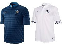 Euro 2012 : 5 maillots des Bleus à gagner sur PMU Poker