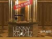 Winamax Poker vous offre 10 places pour Lenny Kravitz