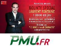 Poker : défiez Laurent Fontaine sur PMU Poker