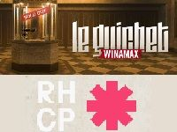 Winamax Poker : 24 places pour les Red Hot Chili Peppers au Stade de France