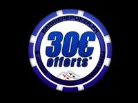 Poker : 30 Euro offerts cet été sur Barrière Poker
