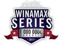 Winamax Series - 24 Tournois et 1 Million Garantis !