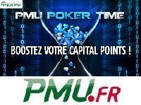 PMU Poker présente la course Poker Time Privilège