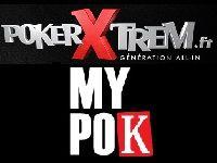 Poker en ligne : MyPok.fr et PokerXtrem.fr fusionnent