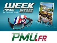 PMU Poker : week-end Poker 800 Euro à Annecy ?