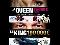 La Queen et Le King rapportent gros sur PMU Poker