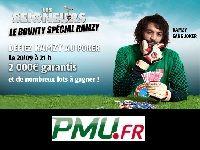 PMU Poker : défiez Ramzy pour gagner 2000 Euro