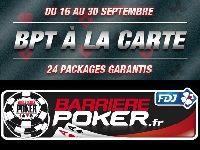 Barrière Poker vous invite au Barrière Poker Tour 2012/2013