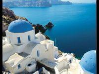 Winamax Poker : découvrez la magnifique île de Santorin