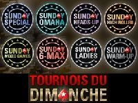 Poker : profitez du Half Price Sunday de PokerStars