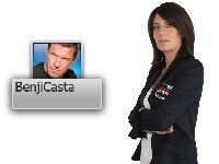 Barrière Poker : ce soir, défiez Estelle Denis et Benjamin Castaldi