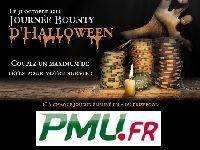 PMU Poker présente la Journée Bounty d'Halloween