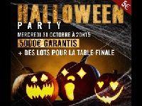 Winamax Poker : une Halloween Party dotée de 5000 Euro