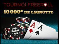 Everest Poker fête son renouveau avec un Freeroll à 10 000 Euro