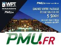 PMU Poker : dernière chance pour le WPT Mazagan au Maroc
