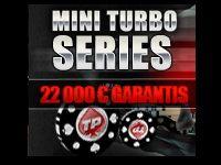 Turbo Poker présente les Mini Turbo Series à 22 000 Euro