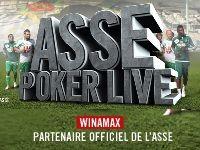 Winamax Poker vous invite à l'ASSE Poker Live 2013
