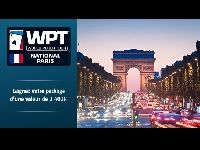 PMU Poker vous offre 6 Packages WPT National Series Paris