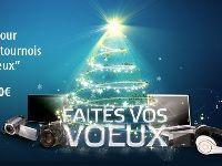 PMU Poker : faîtes vos voeux et gagnez 55 000 Euro de cadeaux