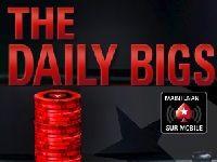 PokerStars : 50 000 Euro par jour pour les Tournois Daily Bigs