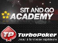 Turbo Poker présente aujourd'hui sa Sit & Go Academy