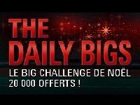 Poker : PokerStars présente le Big Challenge de Noël