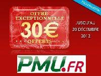 PMU Poker : J-8 pour les 30 Euro offerts sans dépôt