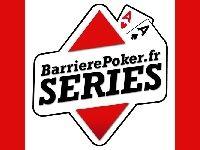 Barrière Poker Séries : 500 000 garantis du 8 au 17 Février 2013