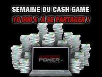 Barrière Poker lance une nouvelle Semaine du Cash Game