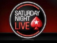 PokerStars : Saturday Night Live, 30 000 Euro et 9 sièges FPS 3