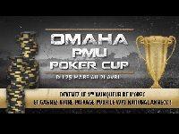 PMU Poker : 10 000 Euro pour la Omaha PMU Poker Cup