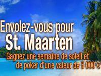 Everest Poker vous envoie à Sint Maarten