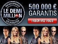 PokerStars vous offre 500 000 Euro ce Dimanche 14 Avril 2013