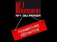 Poker en ligne : retrait officiel et définitif du Groupe Partouche