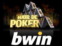 Bwin Poker lance son Tour de Poker pendant le Tour de France