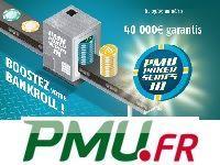 Poker : 40 000 Euro garantis pour les PMU Poker Séries 3