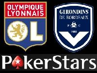 PokerStars : Freeroll Olympique Lyonnais - Girondins de Bordeaux