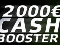 """Participez au """"Cash Booster"""" de PMU Poker"""