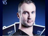 Affrontez Thierry Omeyer sur PMU Poker