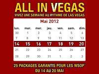 Barrière Poker entame sa Semaine Spéciale Vegas 2012