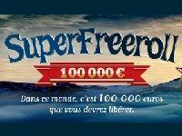 Winamax : Super Freeroll à 100 000 Euro