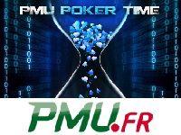 PMU Poker annonce 4 Freerolls à 5000 Euro en Juillet