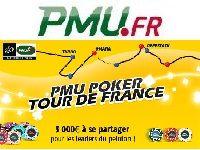 Dernière ligne droite pour le PMU Poker Tour de France