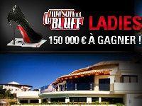 PokerStars : qualifications Femmes pour la Maison du Bluff 3