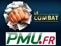 PMU Poker : êtes-vous prêt pour Le Combat ?