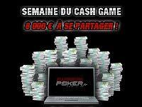 Barrière Poker : Semaine du Cash Game du 8 au 14 Avril 2013