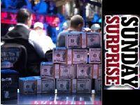 Winamax : Sunday Surprise, 70 000 Euro et les WSOP 2013