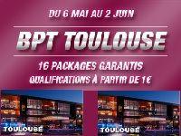 Barrière Poker : gagnez 16 Packages pour le BPT Toulouse