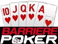 Barrière Poker : un Ticket à 50 Euro pour une Quinte Flush ?