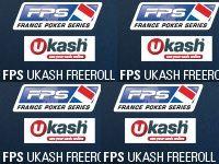 PokerStars : Dimanche, participez au Freeroll FPS Ukash